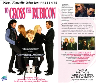 To Cross the Rubicon_